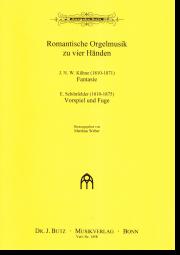 Romantische Orgelmusik zu vier Händen