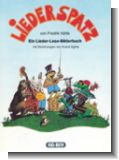 Liederspatz - Ein Lieder- Lese- Bilderbuch (Vahle)