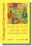 Freiburger Kinderchorbuch (Kinderband)