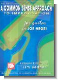 A common Sense Approach to Improvisation : for guitar/tab
