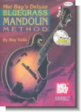 Bluegrass Mandolin Method (+CD)