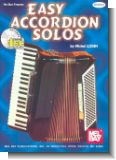 Easy accordion solos (+CD)