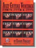 Jazz Guitar Voicings vol.1 (+2CD's) : The Drop 2 Book