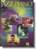 Jazz piano (+CD) : An In-depth look at the styles of the masters (with 15 full-band tracks)