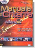 Manuale di chitarra vol.2 (+DVD) : per chitarra/tab