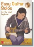 Easy guitar solos (+CD) : for the total beginner