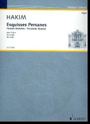 Hakim, Esquisses Persanes
