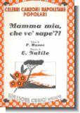 Mamma mia que vo sape : per canto e pianoforte (nap)