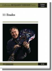 11 Etudes - For Guitar