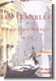 Venetian Songs op.22 : for high voice and piano