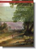 Fantasie �ber Du bist die Ruh von Schubert : f�r Fl�te und Klavier