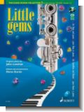 Little gems (+CD) : for flute and piano