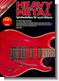 Progressive Heavy Metal Guitar (+CD) : techniques for lead guitar for (beginning heavy metal guitarists)