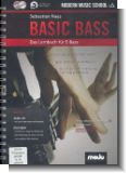 Basic Bass (+CD +DVD-ROM) : f�r E-Bass