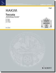 Hakim, Rottenburg Toccata