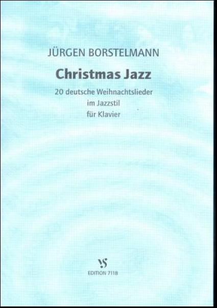 Weihnachtslieder Jazz Noten.Borstelmann Jürgen 1963 Christmas Jazz 20 Deutsche
