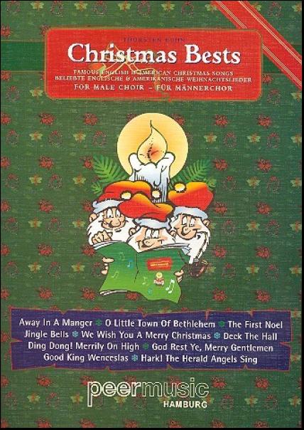 Amerikanische Weihnachtslieder Noten.Sammelalbum Christmas Bests Beliebte Englische Und Amerikanische