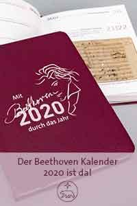 Bärenreiter Beethoven Kalender