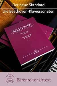 Bärenreiter Beethoven Klaviersonaten