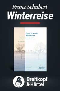 Breitkopf & Härtel Winterreise